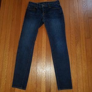 Lucky Brand Lolita skinny dark was jeans.  Size 2